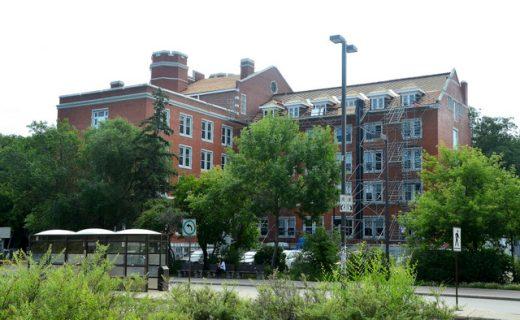 Old St Stephen's College, University of Alberta