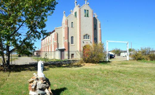 Blood Reserve Church