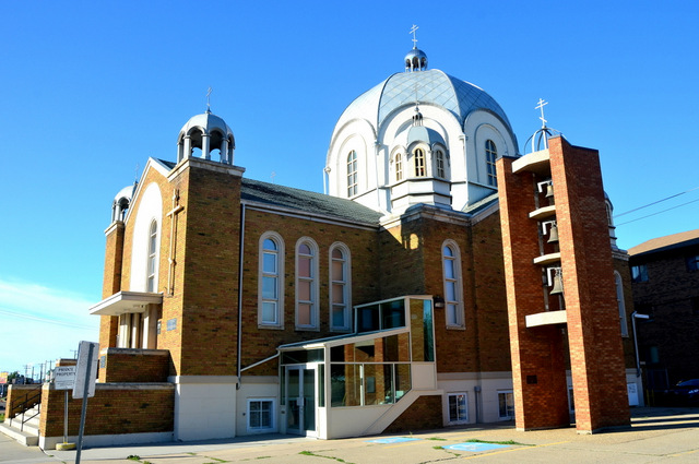 St Barbara's Russian Orthodox Cathedral