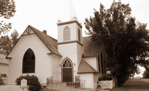 Carmangay United Church