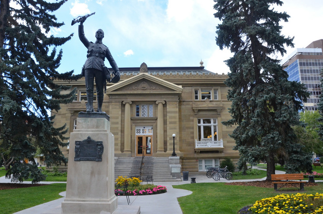 Calgary Public Library