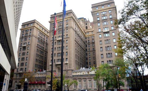 Palliser Hotel