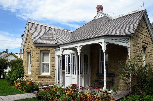 Heritage Park Cottage