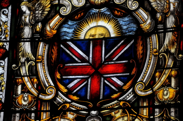 British Columbia Crest (variant). N.T. Lyon, Toronto, 1905