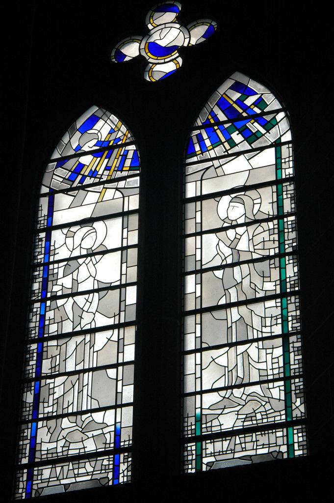 Post Modern Gothic, Christ Church, Victoria BC