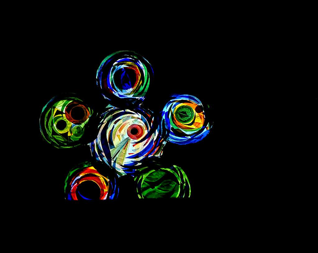 Modernist 5-light Rose