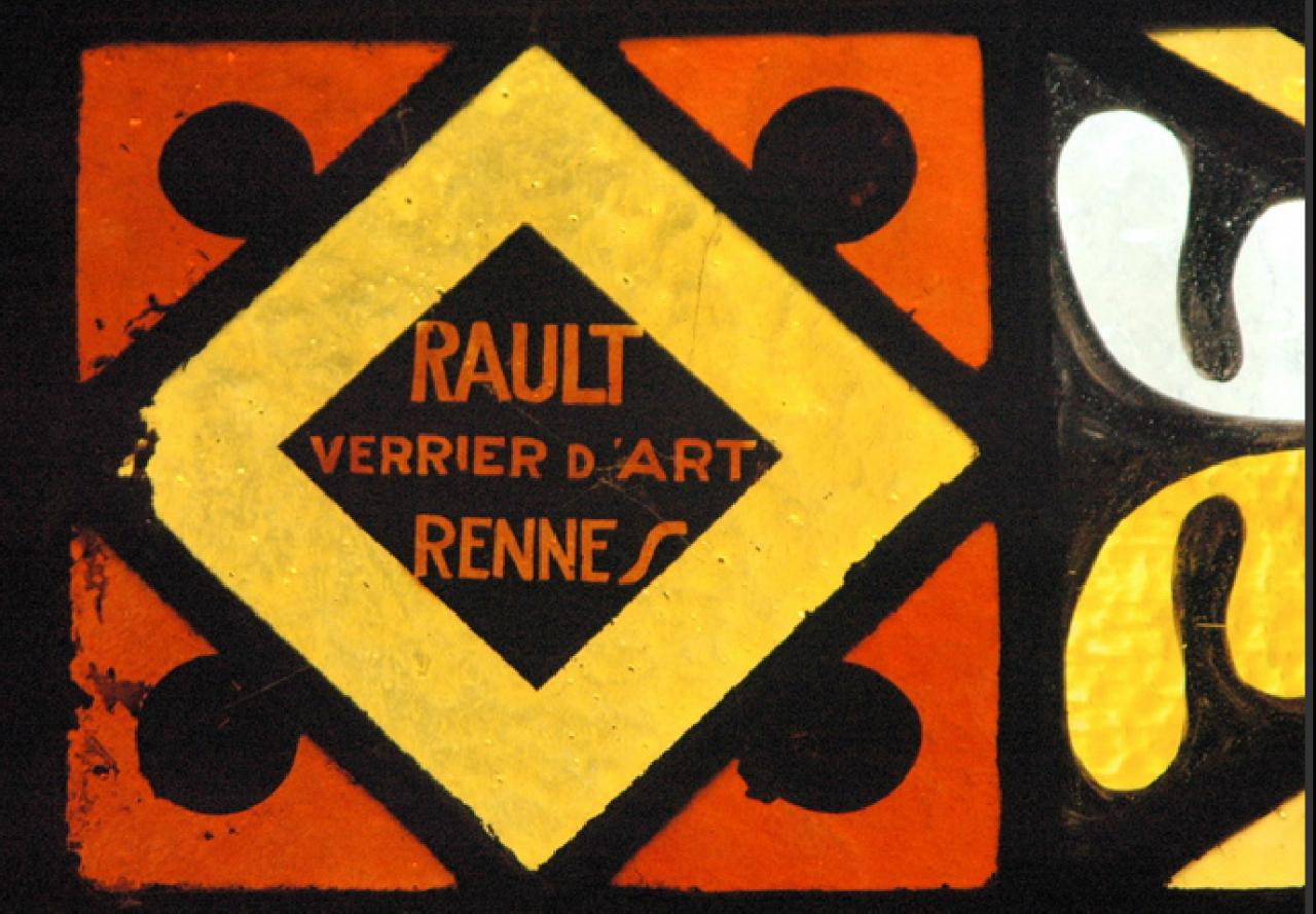 Rault Signature c. 1947
