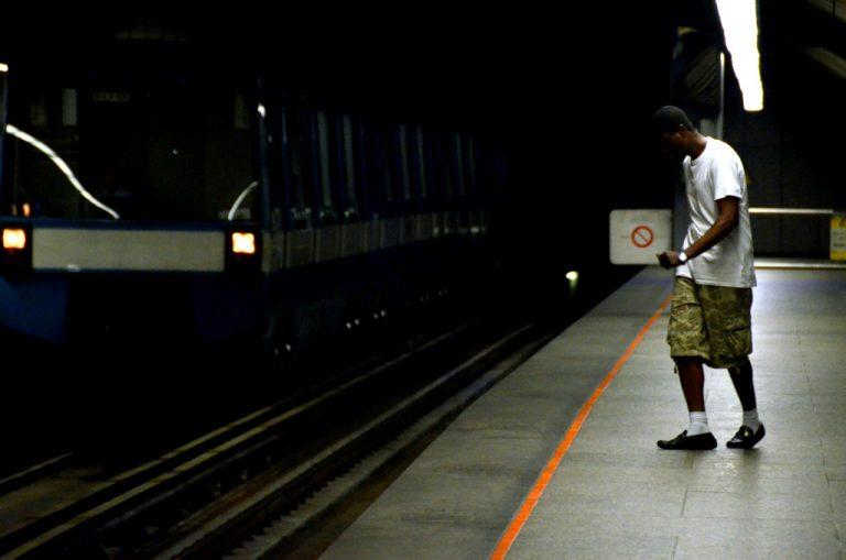 Cote des Neiges Metro 1